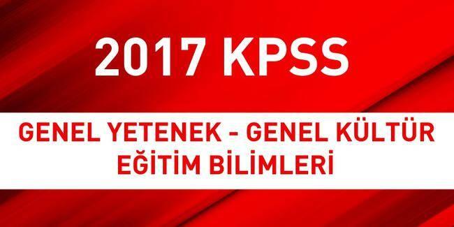 2017 KPSS