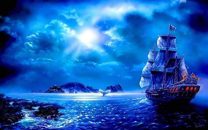 hedefi olmayan gemi olmayın
