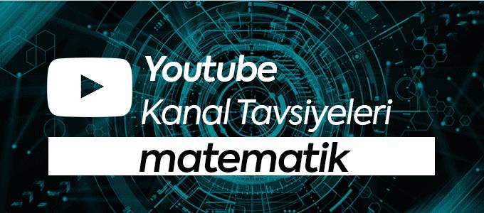 Matematik Kanal Önerileri