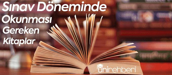 Sınav Döneminde Okunması Gereken Kitaplar