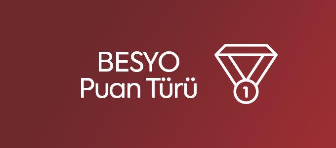 BESYO Puan Türü