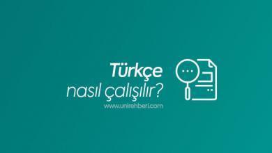 Türkçe Nasıl Çalışılır