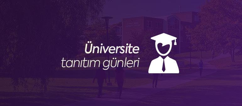 Üniversite Tanıtım Günleri