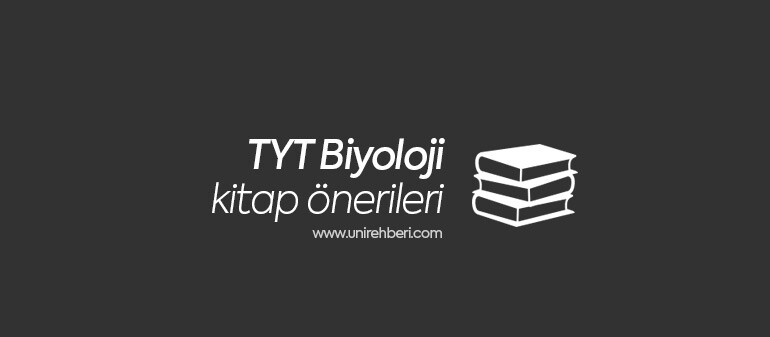 TYT Biyoloji Kitap Önerileri