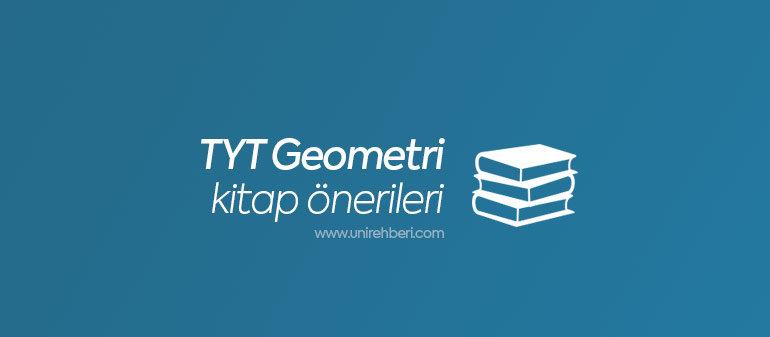 TYT Geometri Kitap Önerileri