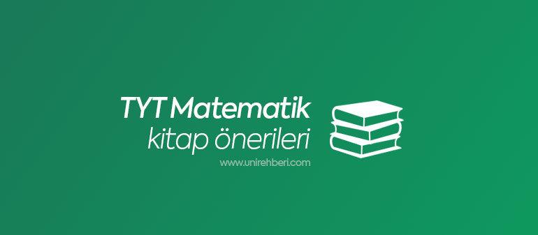 TYT Matematik Kitap Önerileri