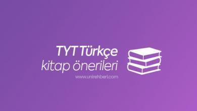 TYT Türkçe Kitap Önerileri