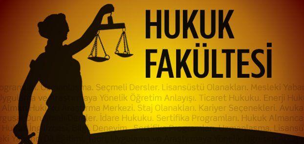 Hukuk Bölümü Tanıtım Bilgi