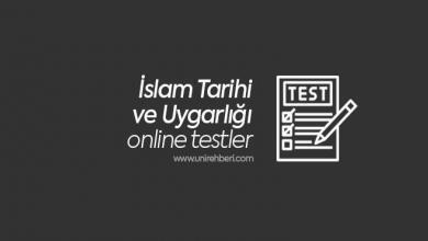İslam Tarihi ve Uygarlığı