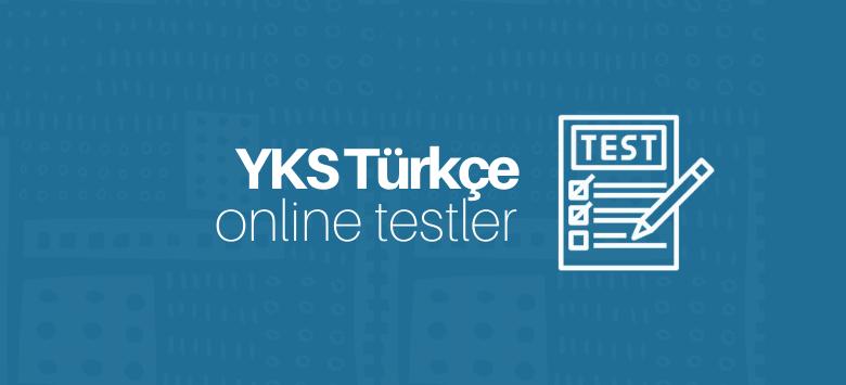 YKS TYT Türkçe Test