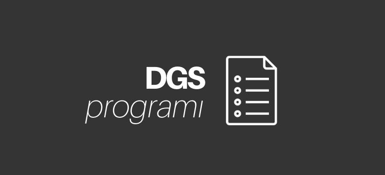 DGS Çalışma Programı