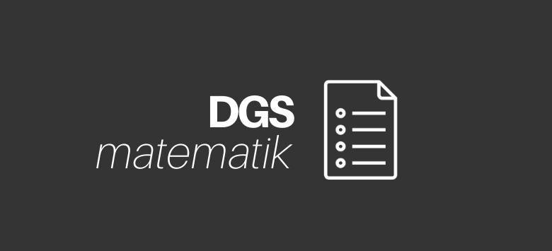DGS Matematik Konuları